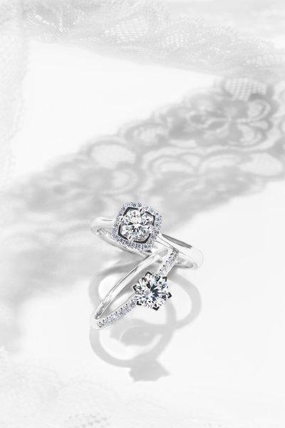 I Do璀璨呈献婚嫁钻石珠宝 无暇白钻散发独特气质