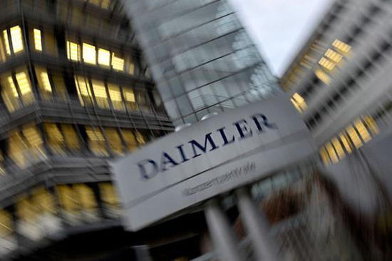 """戴姆勒逾百万柴油车卷入排放门 多家车企卷入""""排放门""""事件"""