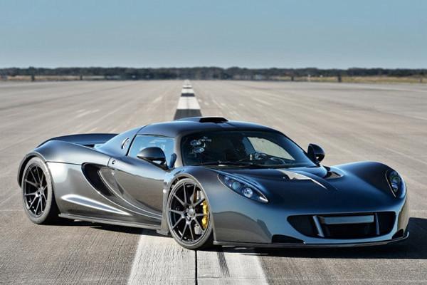 Hennessey名车品牌将推Venom F5超跑 马力1500匹