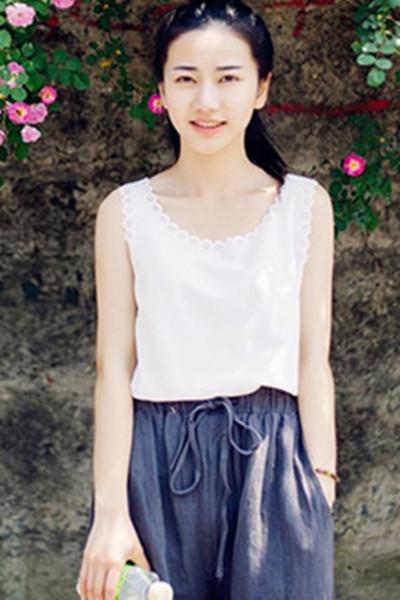 夏天时尚又清凉的穿搭 背心如何搭配才能好看又显瘦