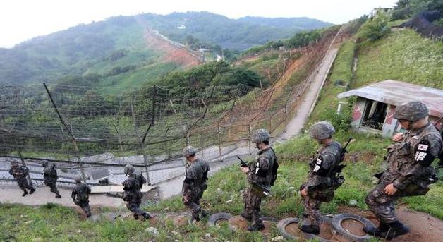 韩向朝提议会谈 商讨停止一切敌对行为