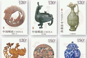 中国邮政将发行《凤(文物)》特种邮票