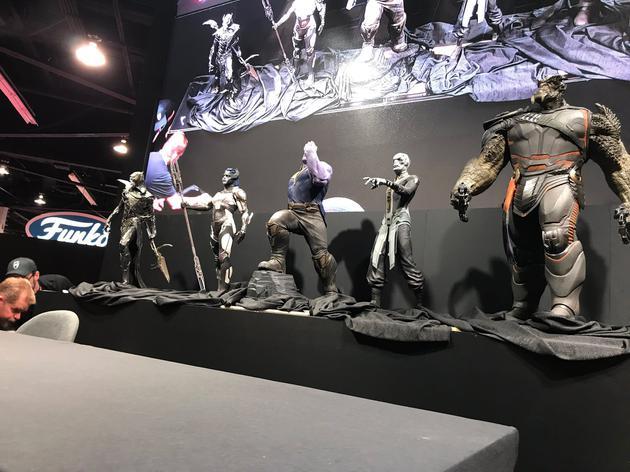 """《复仇者联盟3》将加入""""黑暗会"""" 所有漫威电影角色都将出现"""