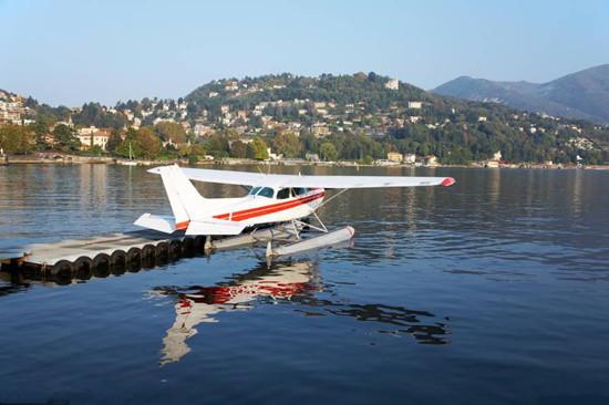 雷州市水上私人飞机项目初步完成靠泊点码头改造工程