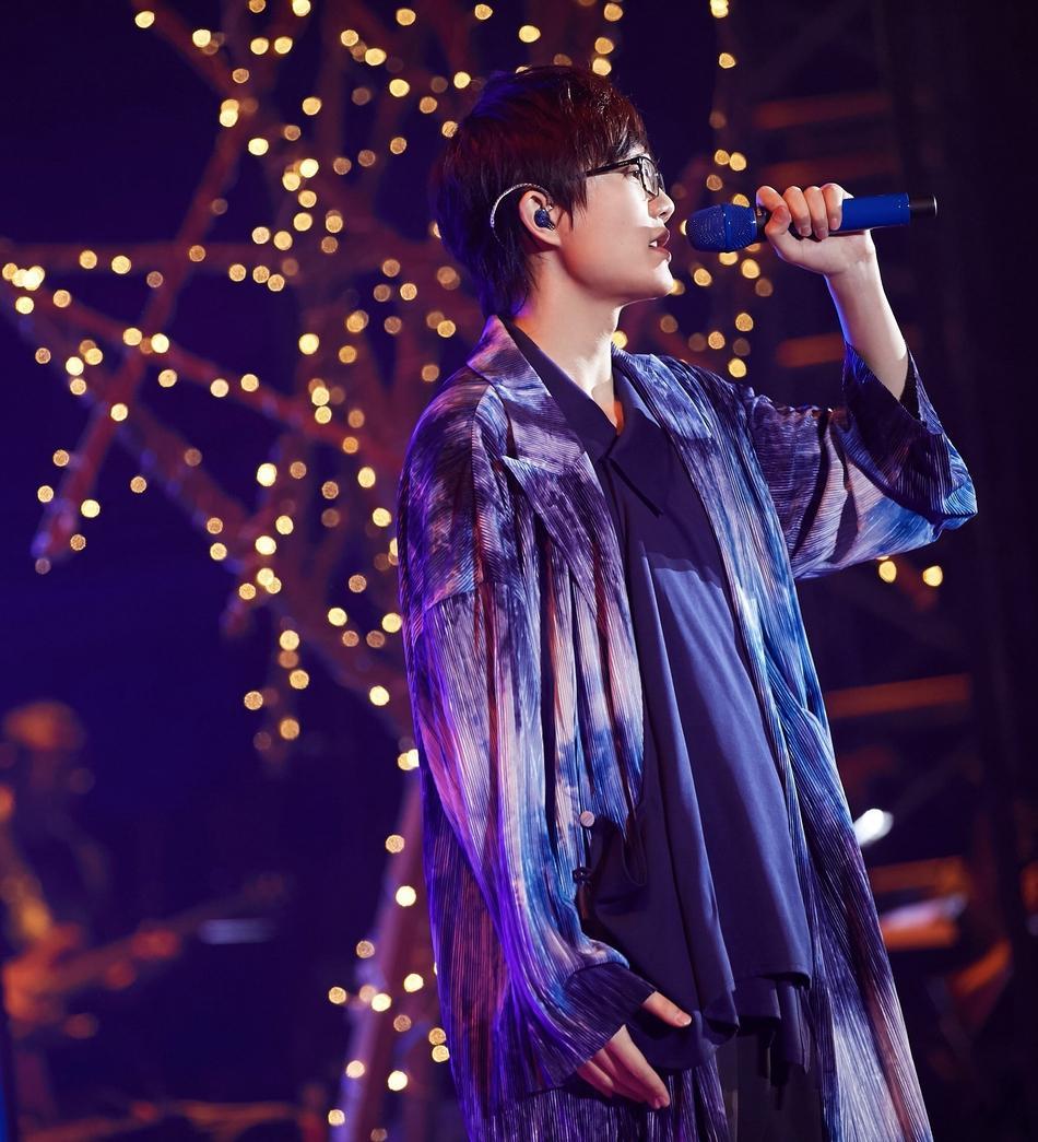 许嵩北京演唱会。