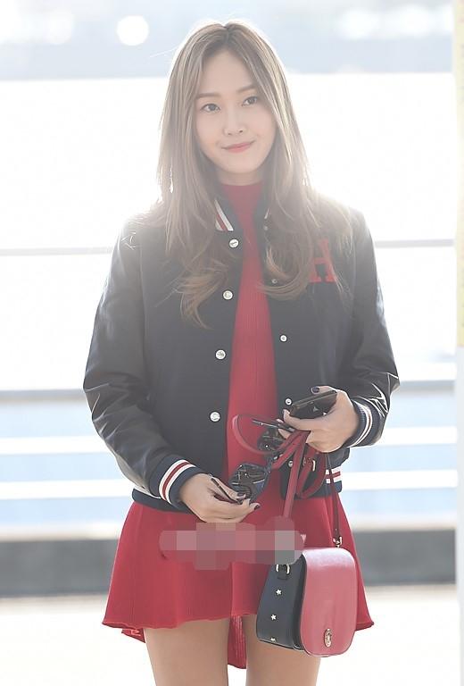 少女时代原成员Jessica将发新专 现在正在进行MV的拍摄