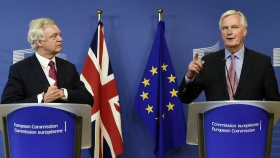脱欧谈判大战第二回合 这些问题是关键!