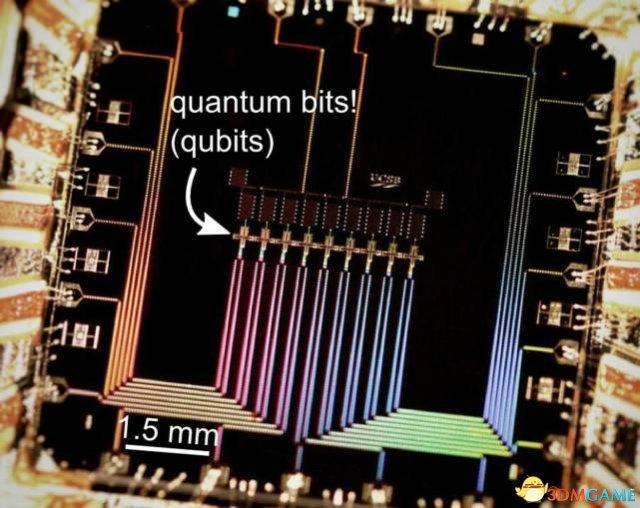 谷歌开始开放量子计算机 将思考如何把这个项目转变成为生意