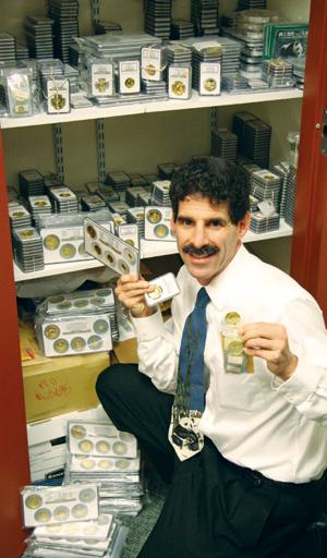 一个美国熊猫币收藏迷的故事分享