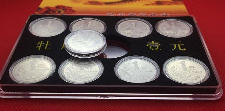 1997牡丹一元硬币含白银竟是误传