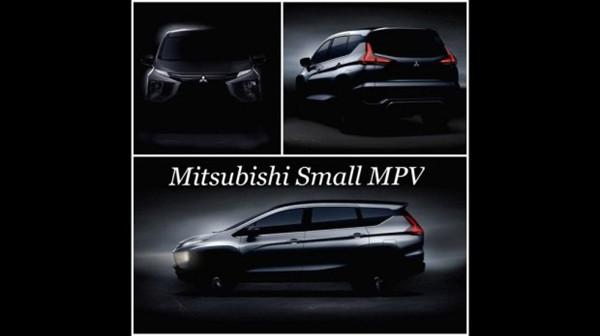 三菱名车品牌发布XM预告图 将于雅加达正式亮相