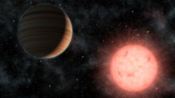 新行星人活15万年 我们1天等于那里5年