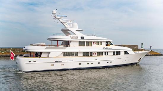 Feadship发布全新40米Seaflower动力游艇