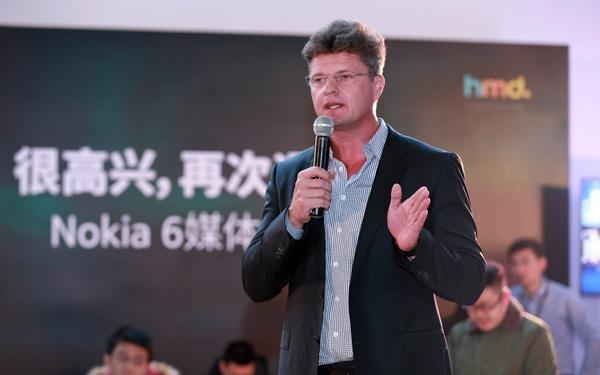 诺基亚8即将发布 公司CEO因与董事会之间的私事离职
