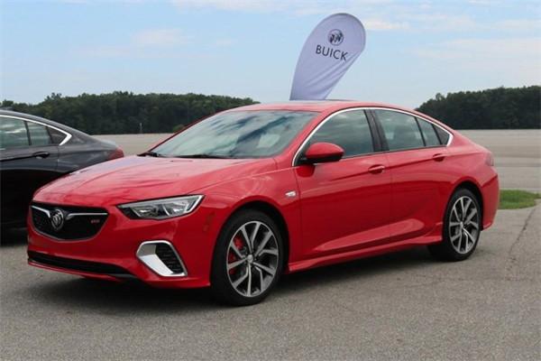 别克名车品牌发布全新美版君威GS 最大功率314马力