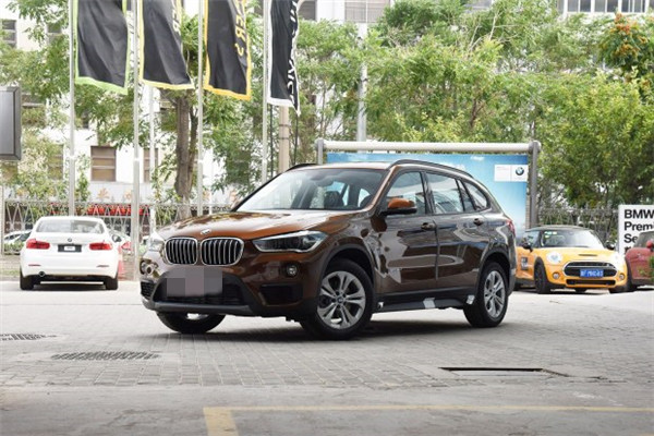 宝马全新X1最新消息曝光 共推出6款车型