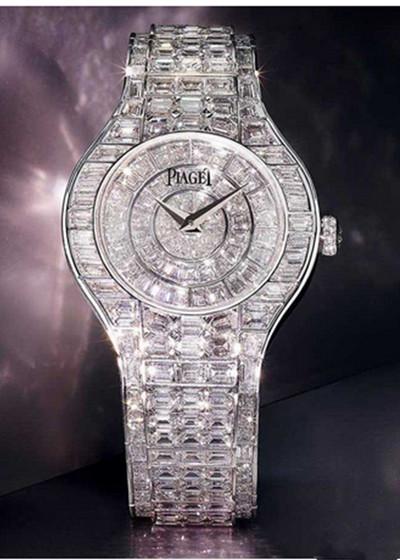 Piaget全新珠宝腕表系列 尽展女性贵族气质