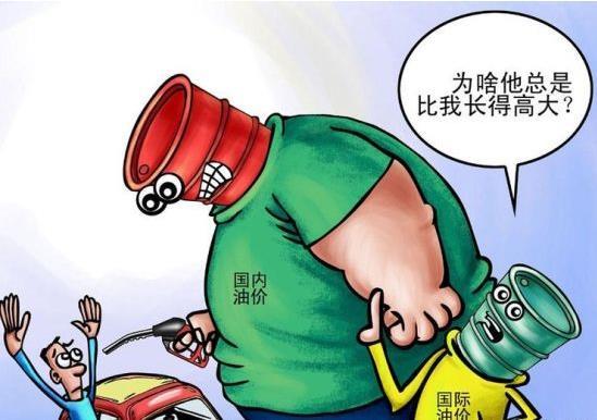 油价今夜上涨确定了:每升涨6分,下一轮有望二连涨