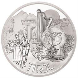 奥地利片段之蒂罗尔纪念银币