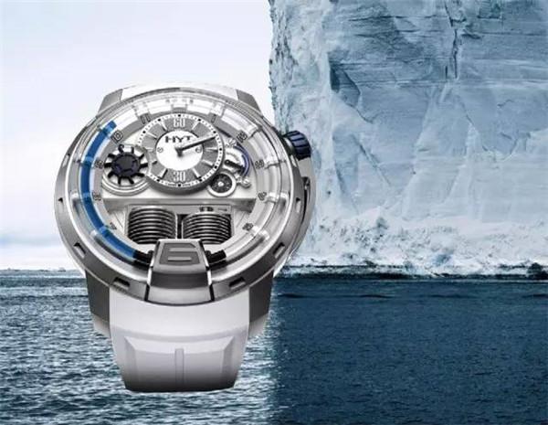 高温预警不断 寒冰级高级珠宝腕表带给你极致凉爽