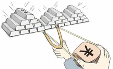"""白银期货""""V""""型涨势 小心今晚致命数据下刀"""