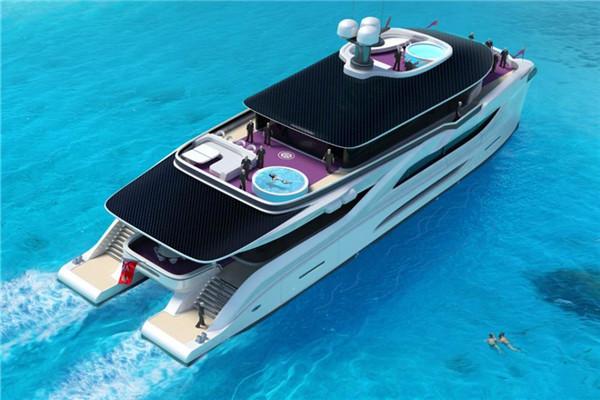 Ned Ship Group船厂推出全新42米Solar Dream游艇