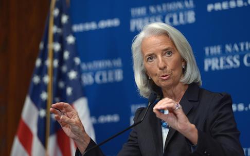 """IMF总部要""""搬家""""了?"""