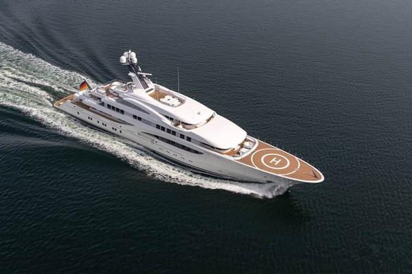 Lurssen船厂推出全新85米Areti动力游艇