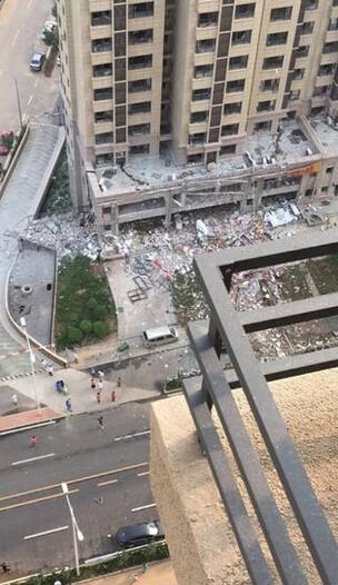济南煤气爆炸最新消息:济南一小区爆炸 煤气爆炸致8伤