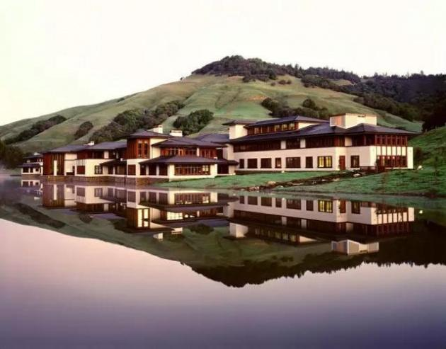 图揭比尔·盖茨上亿豪宅