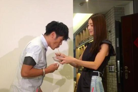 曹格老婆装避孕器 已向老公表明不要生下一胎