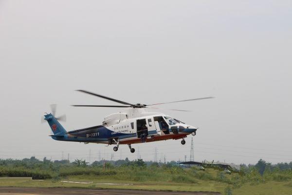 中南局首推通用航空私人直升机RNP和PinS运行项目