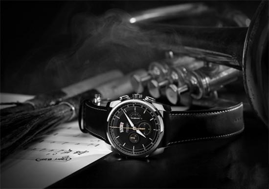 帕玛强尼为蒙特勒爵士音乐节推出全新MJF特别款腕表