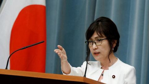 """日本防卫大臣稻田朋美决定辞职 早已被认为""""留任基本无望"""""""