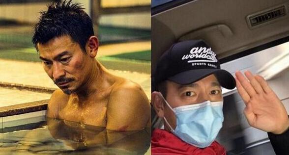 刘德华宣布复出 新电影《侠盗联盟》下月上映