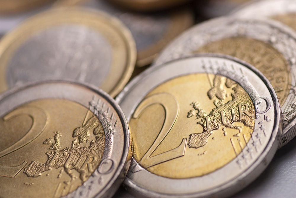 欧元硬币_欧元硬币图片_欧元硬币图片大全_欧元硬币面值_欧元硬币图案_新版欧元硬币-金投外汇网
