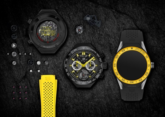 TAG Heuer推出全新Only Watch特别款腕表套装