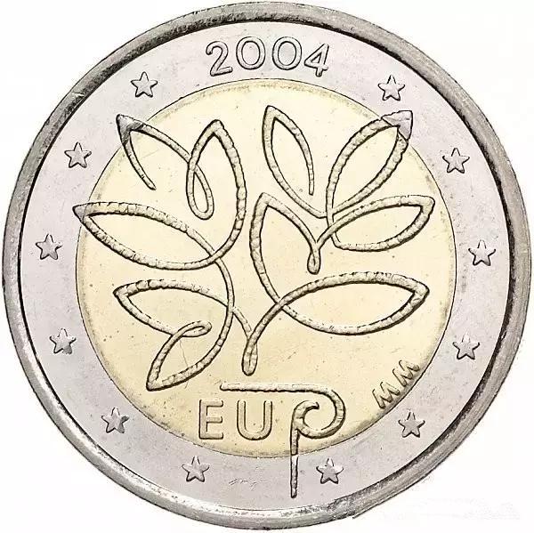 欧元硬币的收藏价值图片
