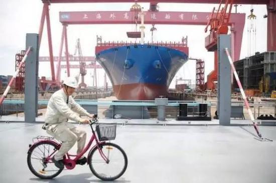 中国要大举进军这个市场 邮轮需求激发邮轮产业