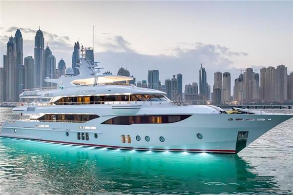 Gulf Craft发布全新47.6米Majesty 155