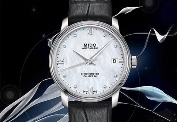传承经典设计 美度推出贝伦系列全新39毫米腕表
