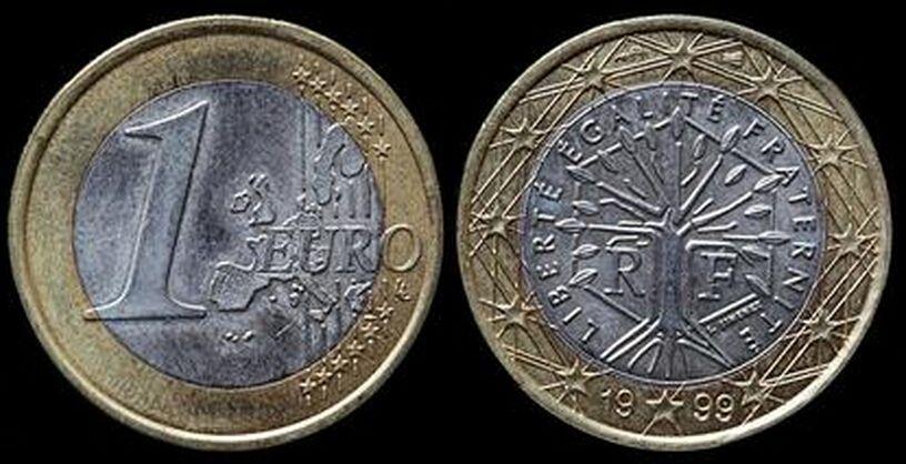 欧元硬币图片大全 第2页图片