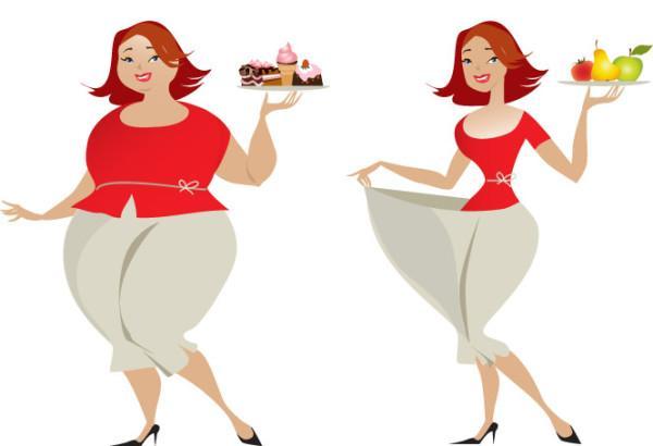 减肥除了运动还有更好的方法? 盘点成功减肥饮食的小秘诀