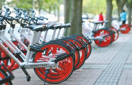 共享单车新规 多家公司在第一时间作出回应