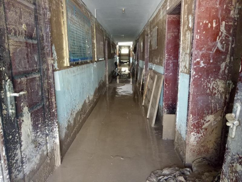 陕西遭遇百年不遇洪水 洪峰流量3160立方米每秒