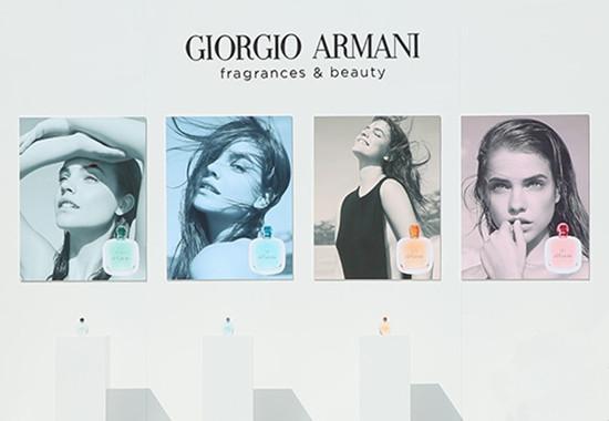 阿玛尼推出全新寄情女士香水系列 让你散发独一无二魅力
