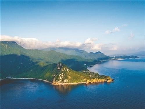 深圳首个国家级海洋公园通过省级评审 珊瑚礁有望得到重点保护