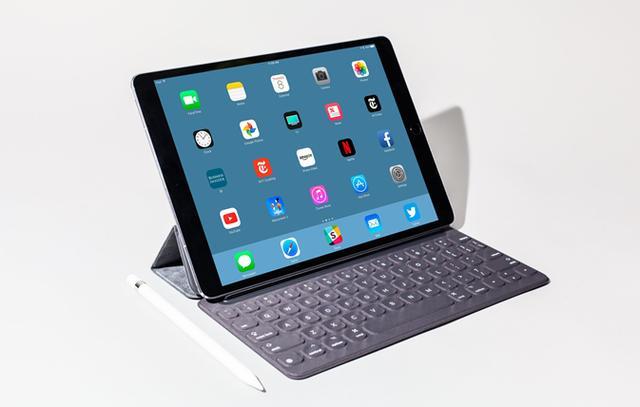 苹果的新iPad平板电脑