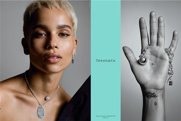 Tiffany & Co.(蒂芙尼)发布最新2017秋季形象广告