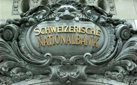 瑞士央行外汇储备再破新高 引发民众担忧